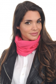 accessories snood fraise