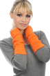 accessories gloves ava orange popsicle 28x9cm