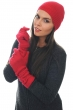 accessories gloves tadam blood red one size