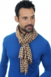 accessories scarves  mufflers chech 31 camel 175 x 50 cm