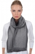 accessories scarves  mufflers tonnerre grey marl 180 x 24 cm