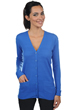 ladies cardigans inga light cobalt blue s