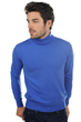 men polo necks mong hroule light cobalt blue m