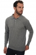 men polo style sweaters alexandre grey marl m