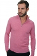 men polo style sweaters vadim bubble gum l
