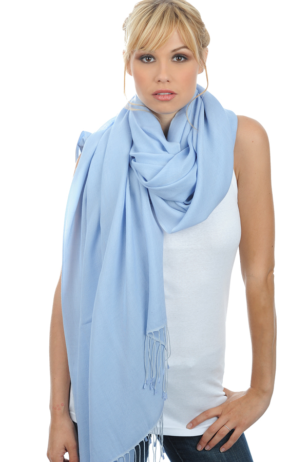 accessories shawls adele kentucky blue 280x100cm