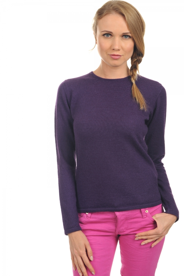 alpaca alpaca for ladies line alpa purple l