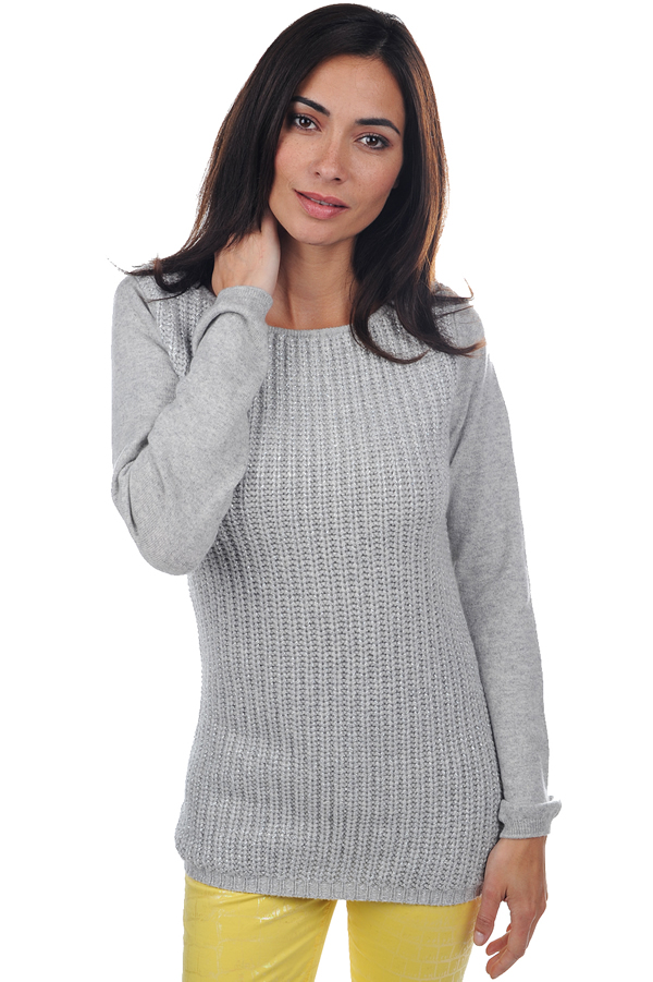 ladies our full range of women s sweaters zafira flanelle chine xs