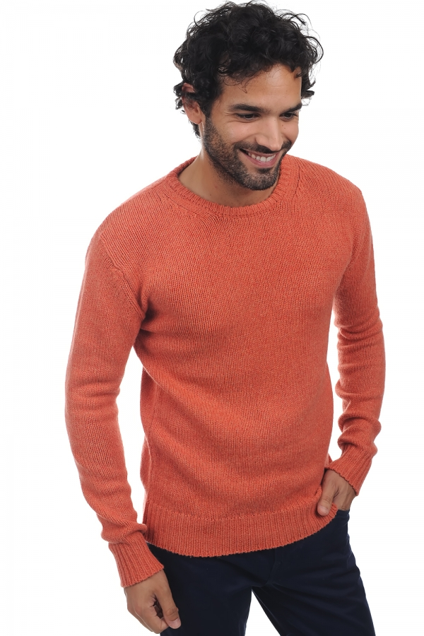 men round necks ivan tender peach xl