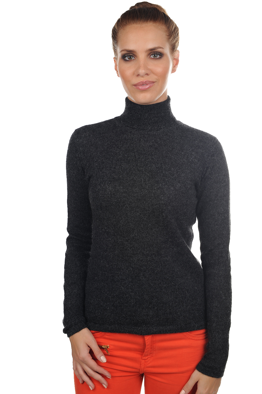 alpaca alpaca for ladies jade alpa charcoal marl s