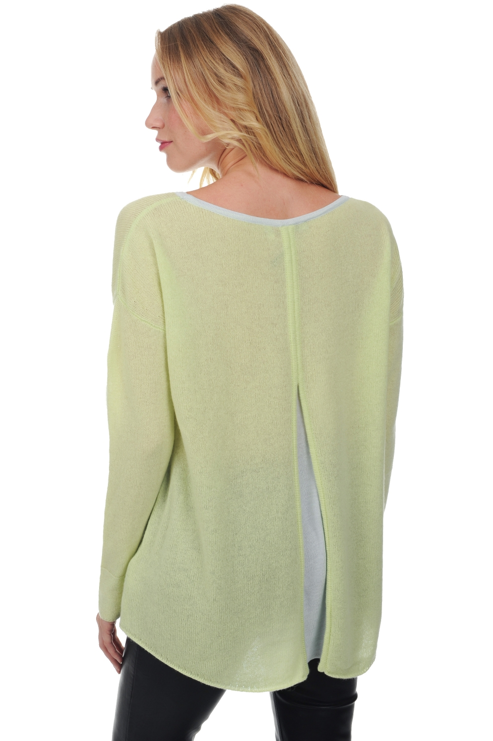 ladies our full range of women s sweaters luce lime green s2