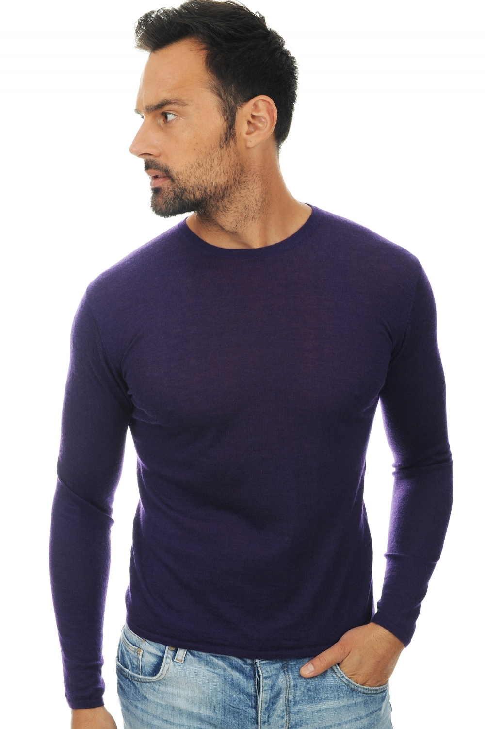 men round necks julduvet royal m