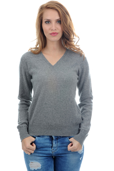 Cashmere  ladies v necks faustine