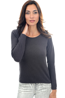 Cashmere  ladies round necks solange