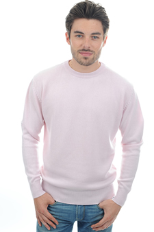 Cashmere  men round necks nestor 4 ply