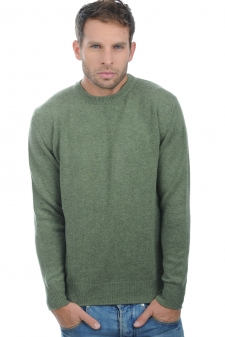 Cashmere  men chunky sweater nestor 4 ply