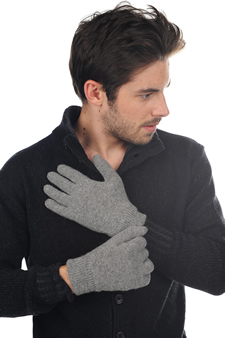 Cashmere  accessories gloves manous