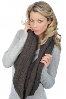 Cashmere  accessories snood polly