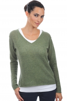 Cashmere  ladies basic sweaters at low prices flavie