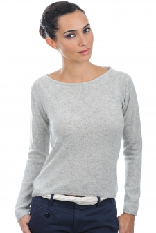 Cashmere  ladies round necks caleen