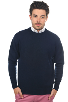 Cashmere  men chunky sweater bilal