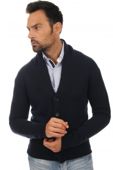 Cashmere  men chunky sweater jovan