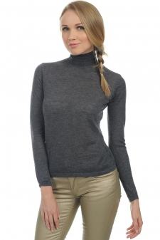 Cashmere Duvet  ladies polo necks jaduvet