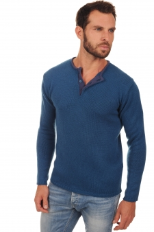 Cashmere  men polo style sweaters cilian