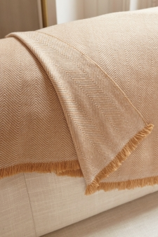 Cashmere  accessories cocooning erable