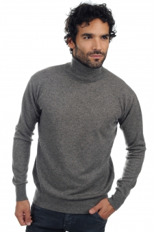 Cashmere  men roll neck preston