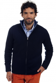 cashmere & Yak  men chunky sweater vincent