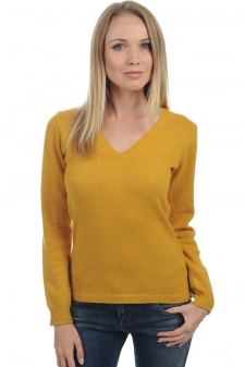 Cashmere  ladies chunky sweater erine 4 fils