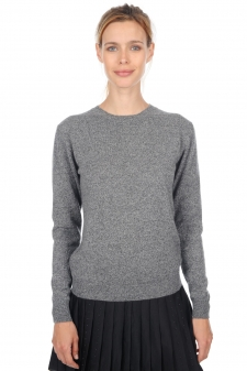 Cashmere  ladies round necks thalia