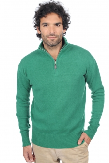 Cashmere  men chunky sweater donovan