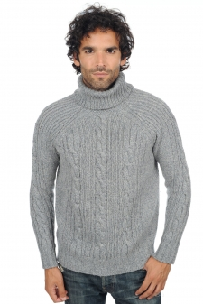 Camel  men roll neck idriss