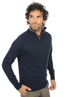 Cashmere  men polo style sweaters kyliann