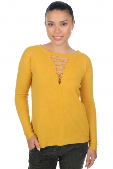 Cashmere  ladies round necks jordyn