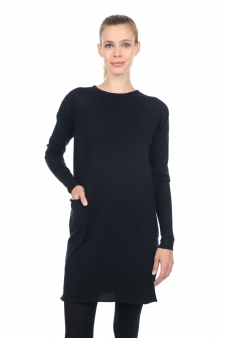 Cashmere  ladies round necks yuna