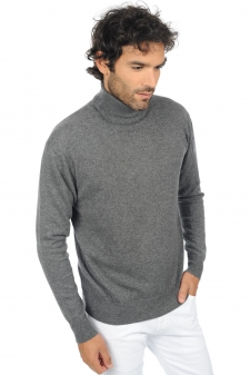 Cashmere  men roll neck edgar premium