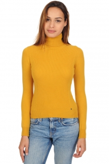 Cashmere  ladies roll neck kassidy