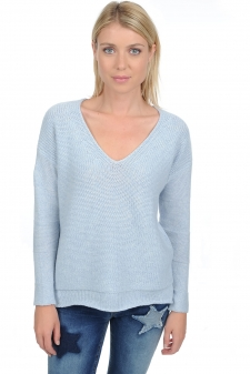 Cashmere  ladies chunky sweater arya