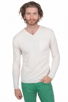 Cashmere  men v necks balon