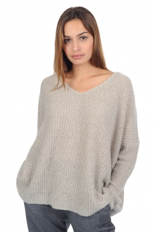 Cashmere  ladies chunky sweater daenerys