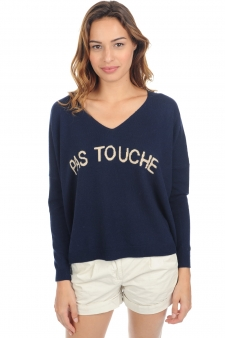 Cashmere  ladies v necks grace