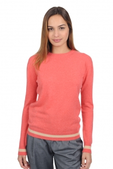 Cashmere  ladies round necks kristanna