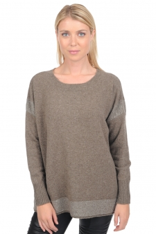 Yak  ladies round necks ladydi