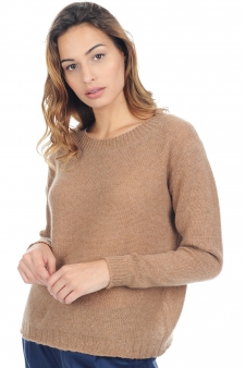 Cashmere  ladies chunky sweater laurenlee