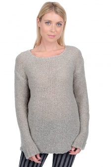 Cashmere  ladies round necks maisie