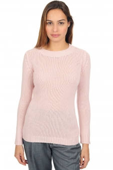 Cashmere  ladies round necks marielle