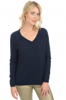 Cashmere  ladies v necks shireen